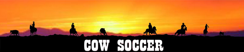 Cow Soccer